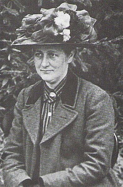 "Beatrix Potter author of ""The Tale of Kitty-in-Boots"""