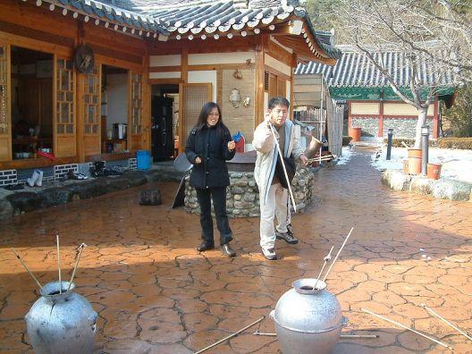 South Korean Lunar New Year Game