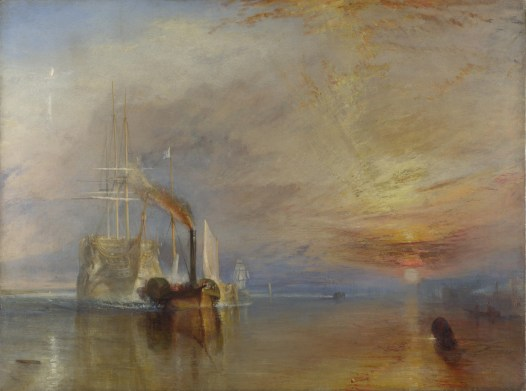 "J.M.W. Turner's ""The Fighting Temeraire"""