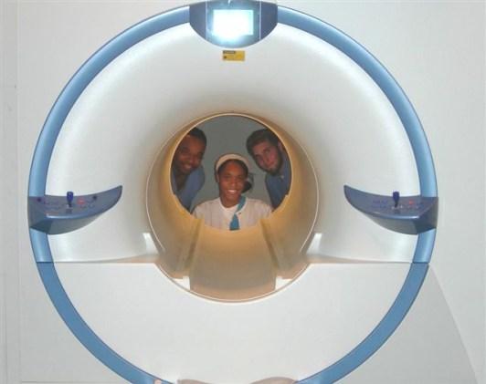 MRI tube