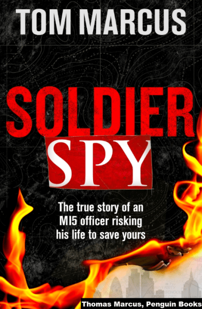 Soldier Spy by Tom Marcus Review