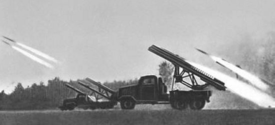 Katyusha rocket launchers - a Soviet Weapon that hastened V-E Day