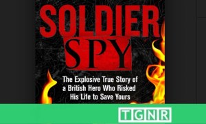 Soldier Spy Tom Marcus