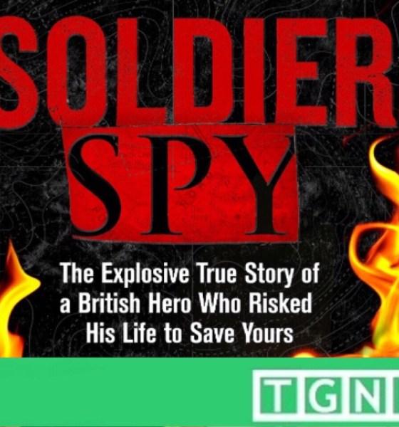 Soldier Spy Tom Marcus