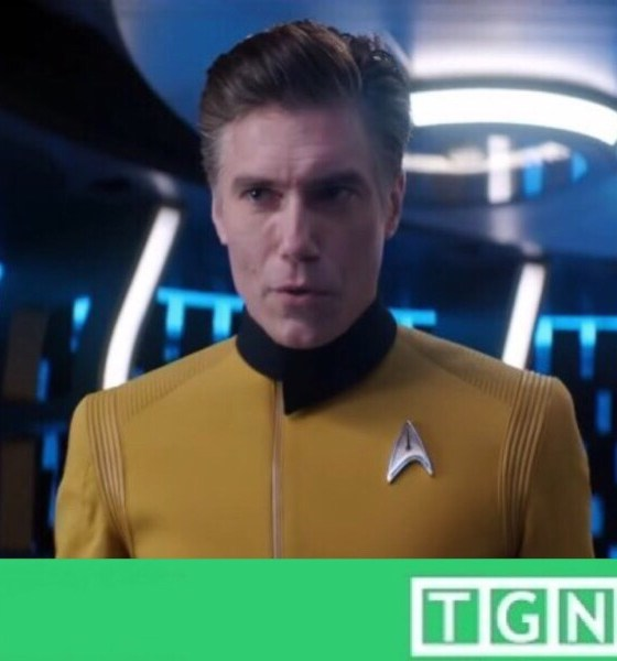 Star Trek: Discovery season 2 Captain Pike