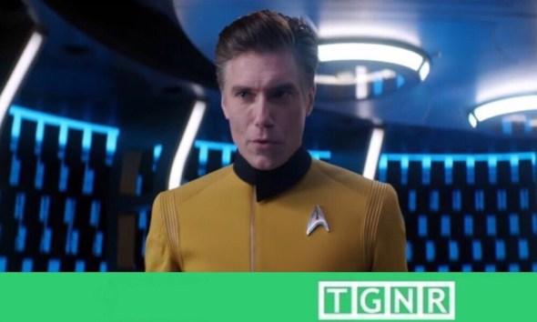 Star Trek: Discovery season 2 Captain Pike
