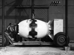 Atomic bomb Manhattan Project
