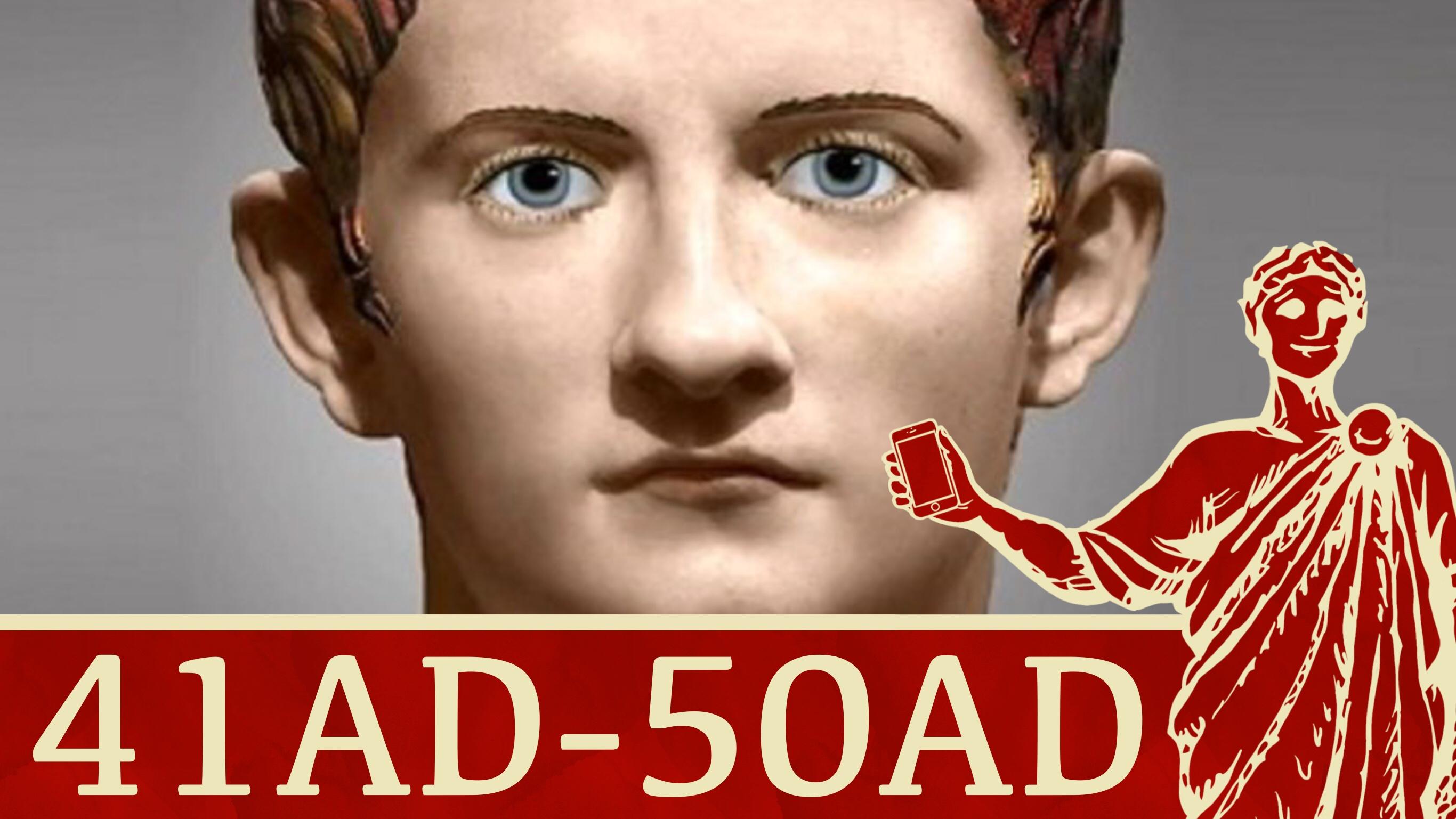 Caligula: The Mad Emperor? & Roman Conquest of Britain