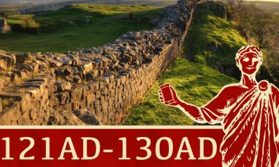 Hadrian's Wall, Emperor Hadrian, Zhang Heng