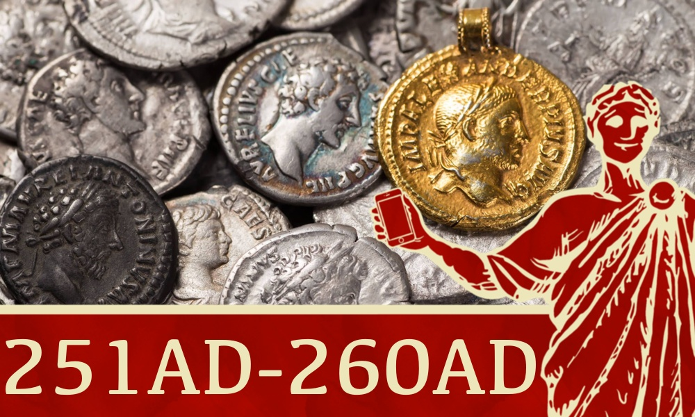 Roman Economy Fail Third Century TGNR 250-260