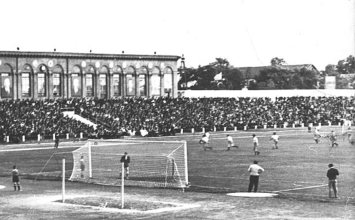 Музей истории Горловки снял фильм об истории стадиона «Шахтер»