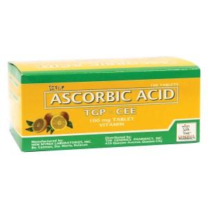 Ascorbic Acid TGP-CEE 2