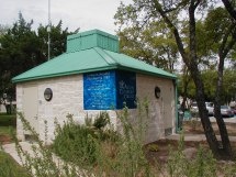 Water Well Pump House