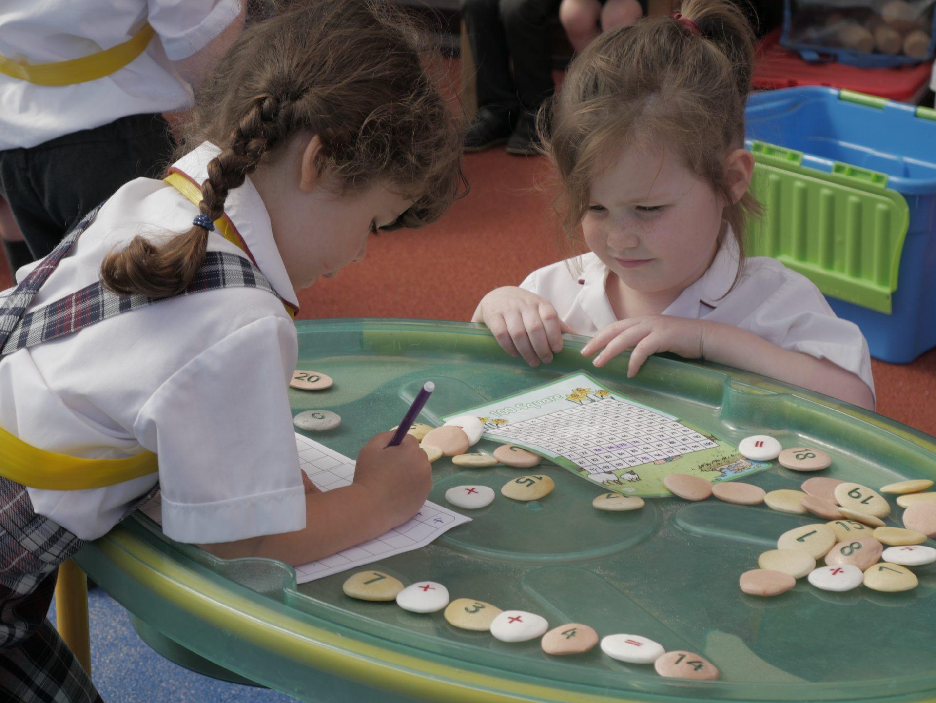 Nursery Pre School Reception Class Provision