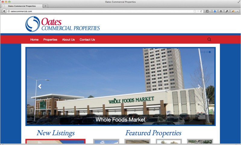 Oates Commercial Properties