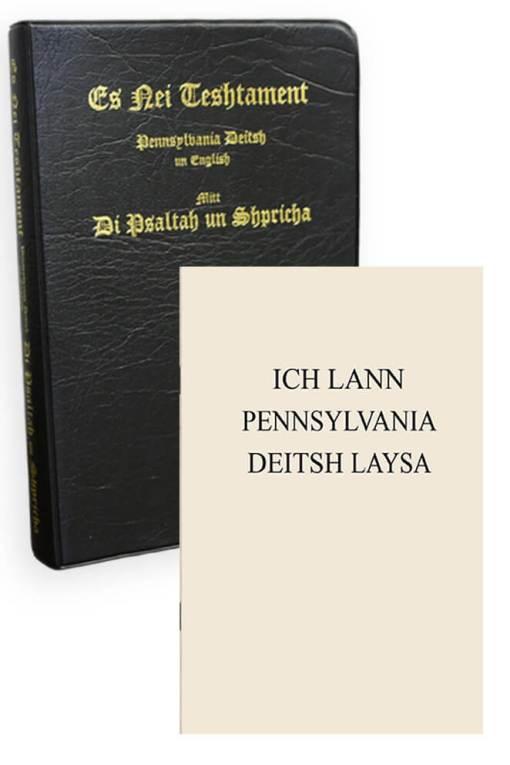 Pennsylvania Deitsh New Testament