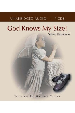 God Knows My Size! Audio CD
