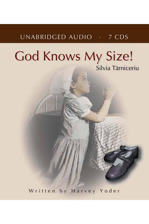 God Knows My Size! Audio CD