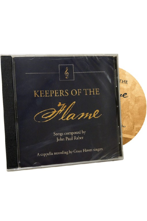 Keepers of the Flame CD