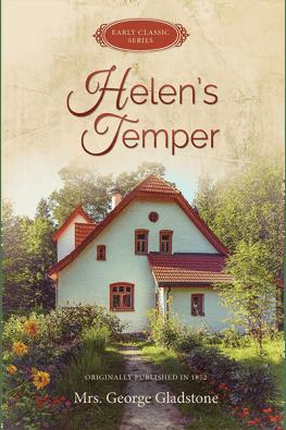 Helen's Temper