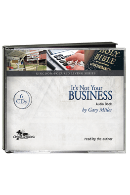 It's Not Your Business Audio CD
