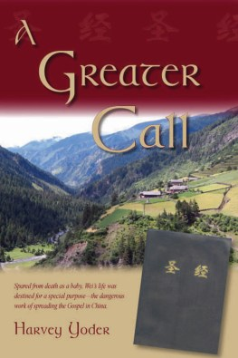 A Greater Call