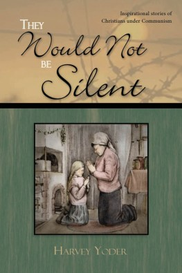They Would Not Be Silent