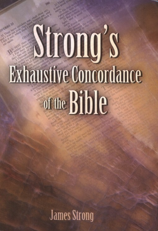 Strong's Concordance