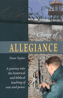 A Change of Allegiance