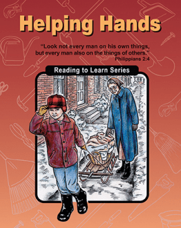 Helping Hands - Reading to Learn Series