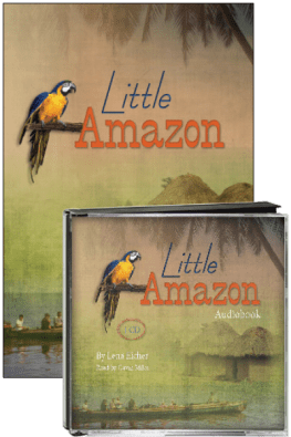 Little Amazon audio & book value pack