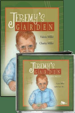 Jeremy's Garden audio & book value pack