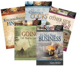 Five Gary Miller Books value pack