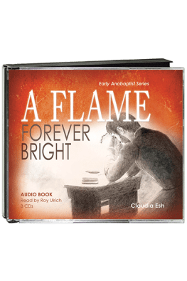 A Flame Forever Bright Audio CD