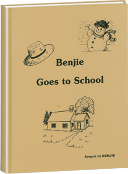 Benjie Goes to School