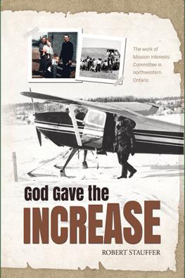 God Gave the Increase
