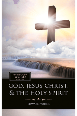 God, Jesus Christ, & The Holy Spirit