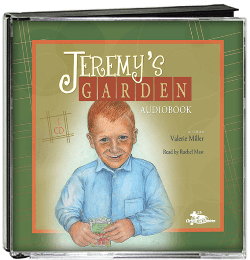 Jeremy's Garden Audio CD