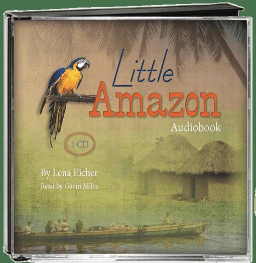 Little Amazon Audio CD