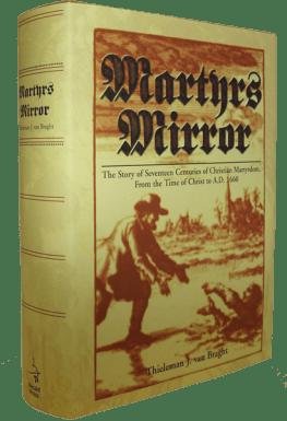 Martyrs Mirror