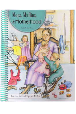 Mops, Muffins, & Motherhood