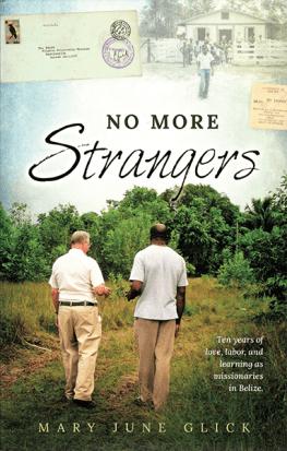 No More Strangers