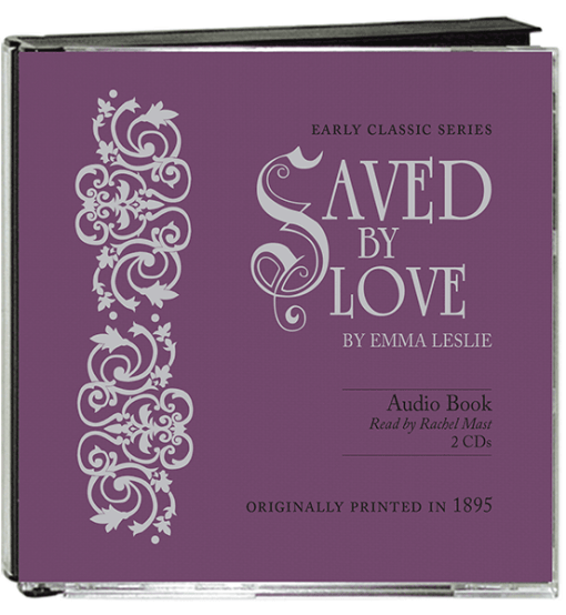 Saved By Love Audio CD