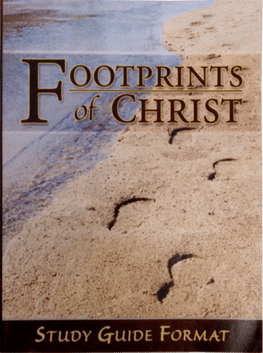 Footprints of Christ