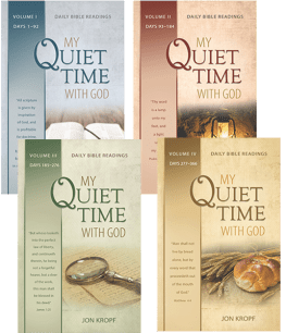 My Quiet Time with God Value Pack