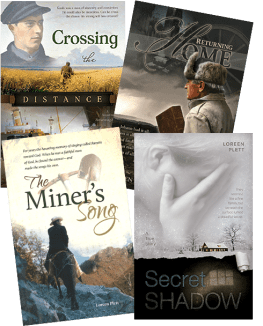 Loreen Plett 4 Book Value Pack
