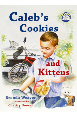 Caleb's Cookies and Kittens