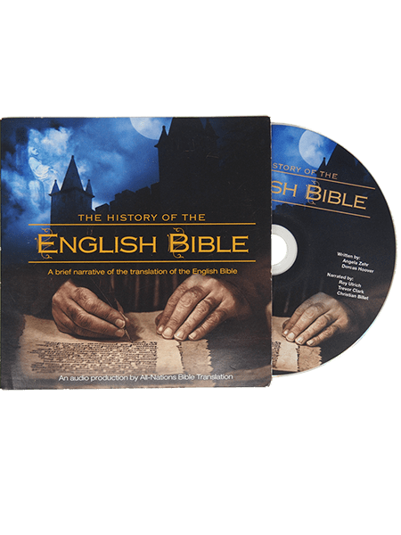 The History of the English Bible