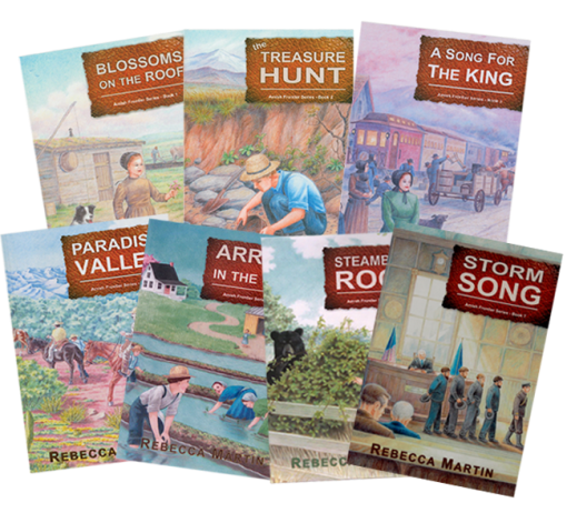 The Amish Frontier Series
