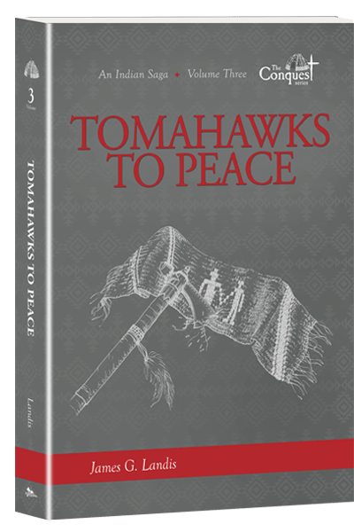 Tomahawks To Peace-softcover